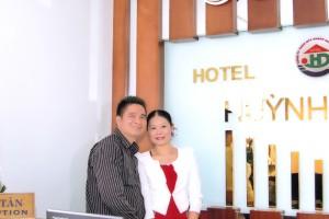 Quy trình nhận đặt phòng khách sạn
